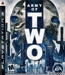 Box art for the game Army of Two