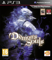 Box art for the game Demon's Souls