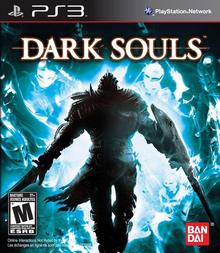 Capa do jogo Dark Souls