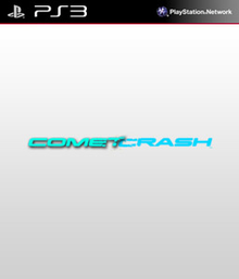Box art for the game Comet Crash