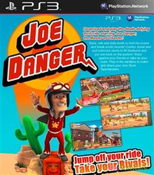 Box art for the game Joe Danger
