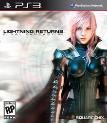 Box art for the game Lightning Returns: Final Fantasy XIII