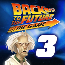 Box art for the game Back to the Future: The Game - Episode 3: Citizen Brown