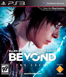 Box art for the game Beyond: Two Souls