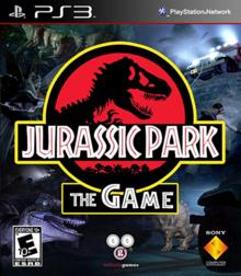 Box art for the game Jurassic Park: Episode 4: The Survivors
