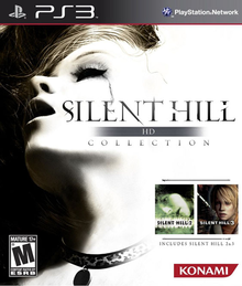 Box art for the game Silent Hill 2 HD