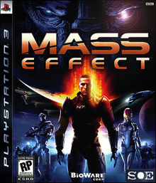 Box art for the game Mass Effect