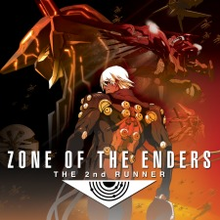 Box art for the game Zone of the Enders: The 2nd Runner HD Edition