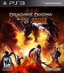Box art for the game Dragon's Dogma: Dark Arisen
