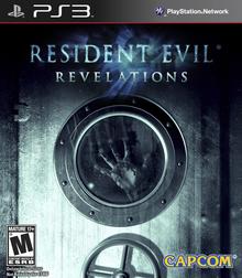 Box art for the game Resident Evil: Revelations