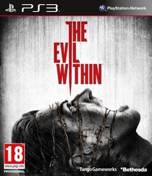 Box art for the game The Evil Within