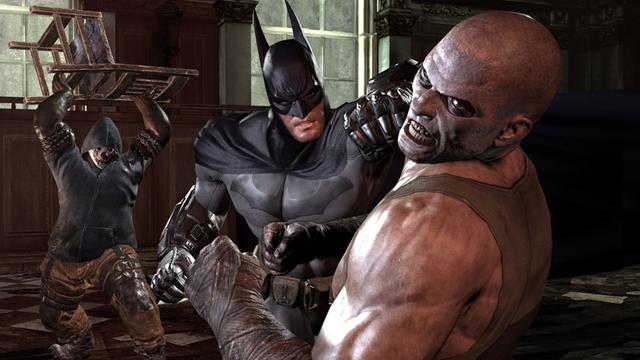 Batman  Arkham City - Game of the Year Edition - Playstation 3 - Alvanista 0d4c0af0639