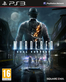 Box art for the game Murdered: Soul Suspect