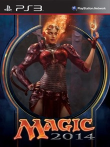 Box art for the game Magic: The Gathering - Duels of the Planeswalkers 2014
