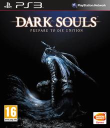 Capa do jogo Dark Souls: Prepare to Die Edition