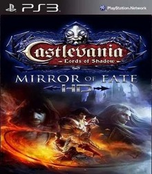 Box art for the game Castlevania: Lords of Shadow - Mirror of Fate HD