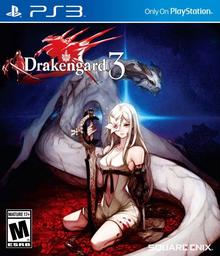 Box art for the game Drakengard 3