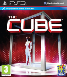 Box art for the game The Cube