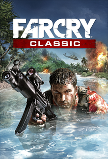 Box art for the game Far Cry Classic
