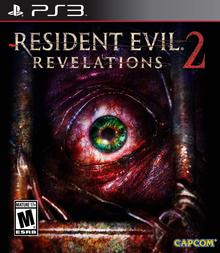 Box art for the game Resident Evil: Revelations 2