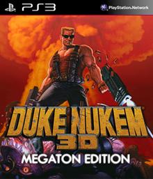 Box art for the game Duke Nukem 3D: Megaton Edition