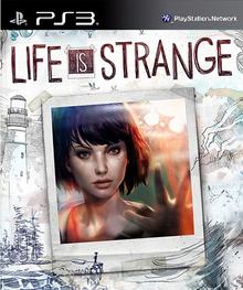 Box art for the game Life Is Strange