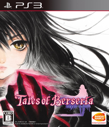 Box art for the game Tales of Berseria