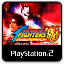 Capa do jogo  The King of Fighters '98 Ultimate Match