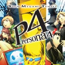 Box art for the game  Shin Megami Tensei: Persona 4