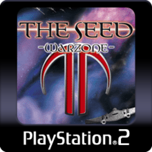 Box art for the game The Seed: War Zone