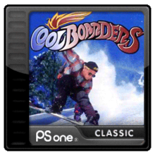 Box art for the game Cool Boarders