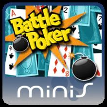 Box art for the game Battle Poker
