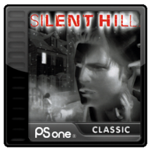 Box art for the game Silent Hill