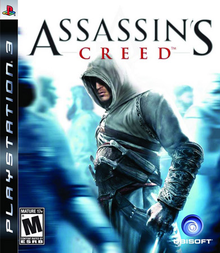 Capa do jogo Assassin's Creed