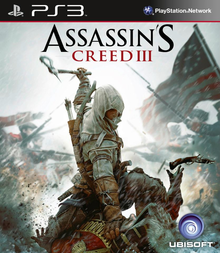 Box art for the game Assassin's Creed III