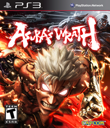 Box art for the game Asura's Wrath