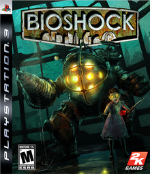 Box art for the game BioShock