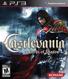 Capa do jogo Castlevania: Lords of Shadow