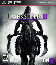 Box art for the game Darksiders II