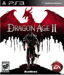 Box art for the game Dragon Age II