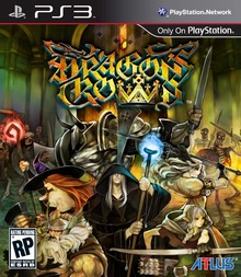 Box art for the game Dragon's Crown