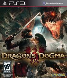 Box art for the game Dragon's Dogma