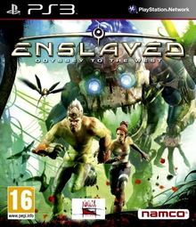 Box art for the game Enslaved: Odyssey to the West
