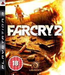 Box art for the game Far Cry 2