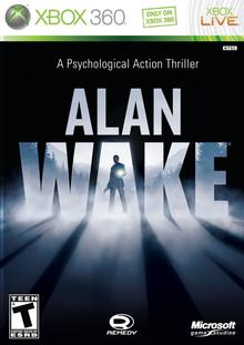 Box art for the game Alan Wake