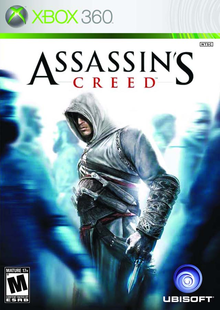 Box art for the game Assassin's Creed