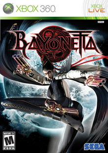 Box art for the game Bayonetta