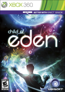Box art for the game Child of Eden