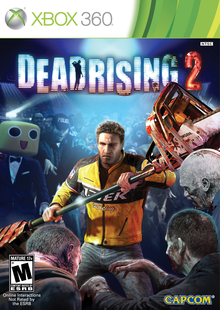 Box art for the game Dead Rising 2