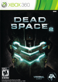 Box art for the game Dead Space 2